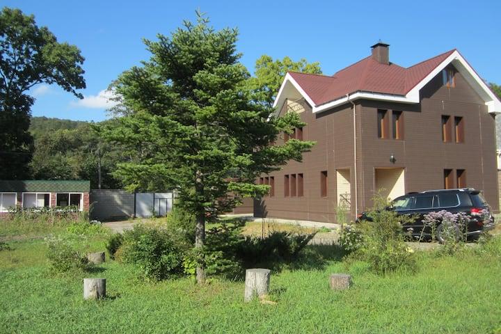 Гостевой Дом в пригороде Владивостока