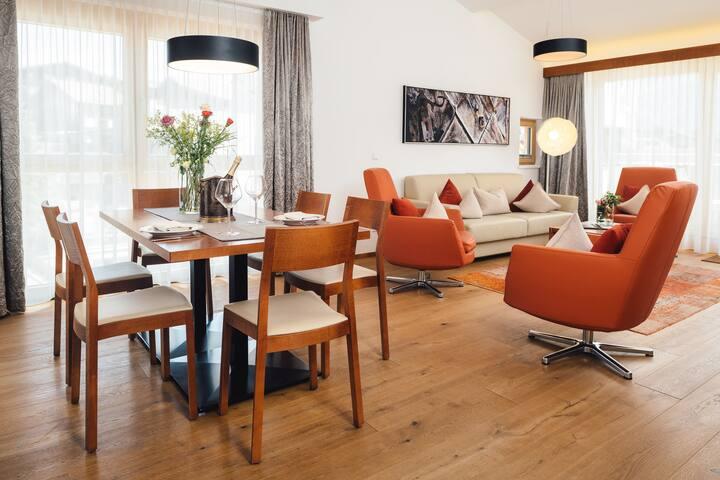 Appartement 22 Schneeluxus