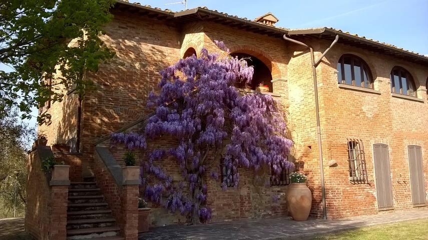 Tuscan Home in Chianti