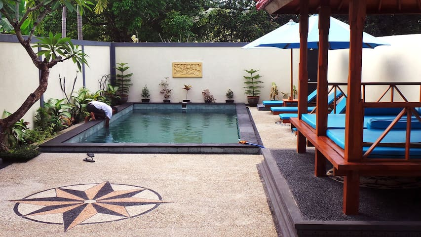 Villa Sari: Medewi Surf Retreat