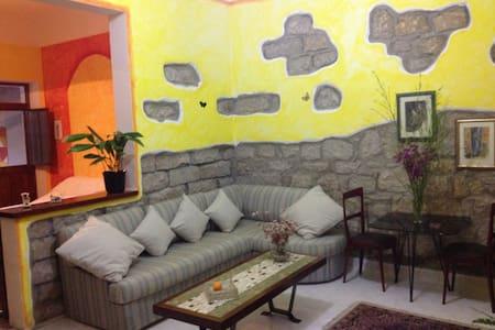 Casa Indipendente con Ampio giardino, pet friendly - Santa Maria Coghinas - House