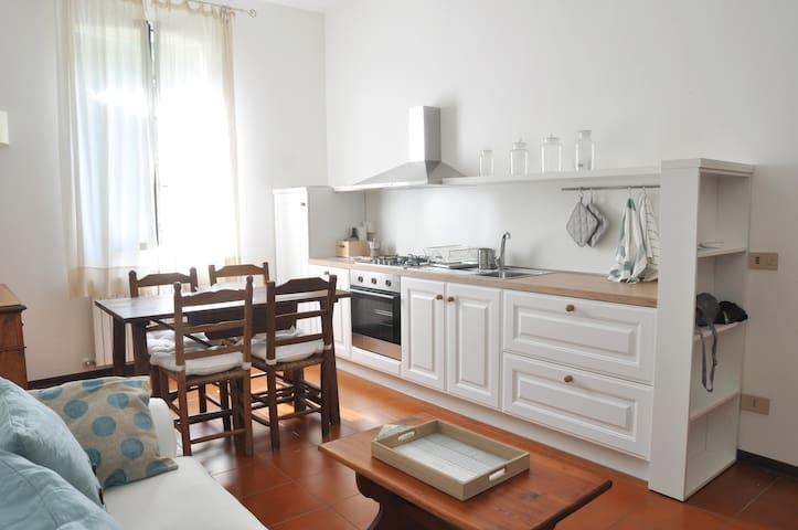 New apartment in Cervia