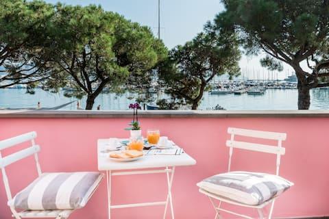 El hogar de Alice -  El hogar frente al mar de Liguria