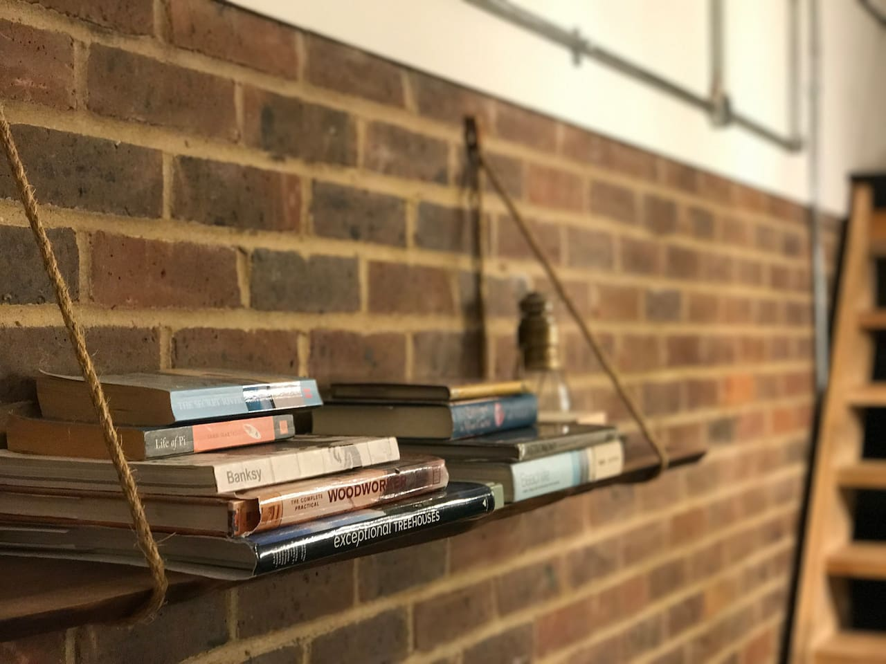 Selection of inspiring books