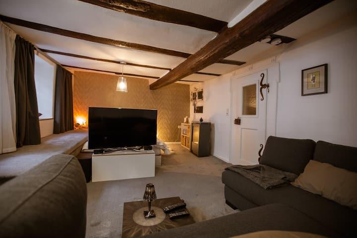 Besondere Wohnung in Marburgs ältester Straße