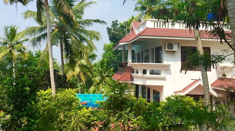 Whispering Kera Villa & Ayurvedic Center