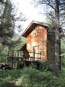Hemingway Cabin Yellowstone