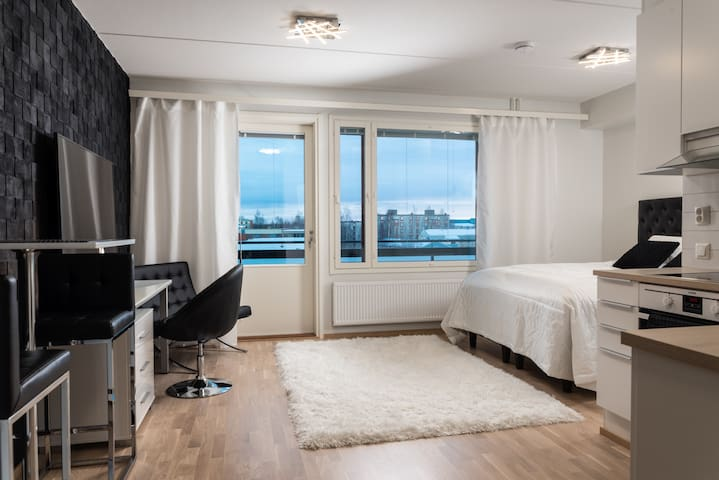 LUXURY STUDIO FOR 2 - Oulu - Daire