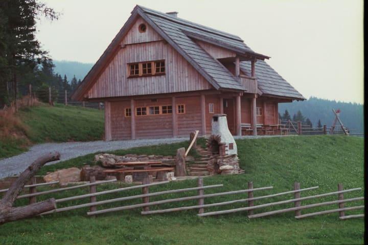 Gregor Peter Hütte