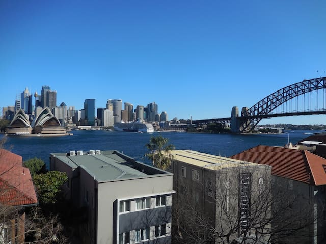 Wake up to the best view in Sydney! - Kirribilli - Apartament