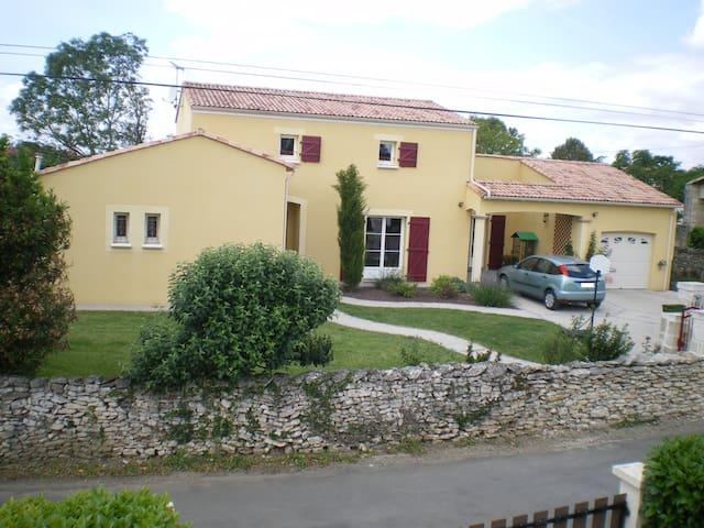 Maison proche Marais poitevin - Villiers-en-Plaine