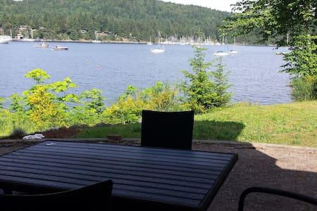 Paddling Oyster Suite - Ladysmith - Apartmen