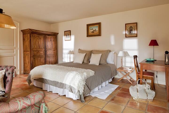 Chambre au coeur du Château