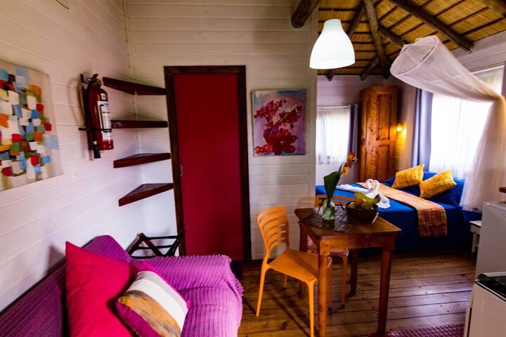 Chic bungalow in lush gardens PosadaLuneDeMiel-2