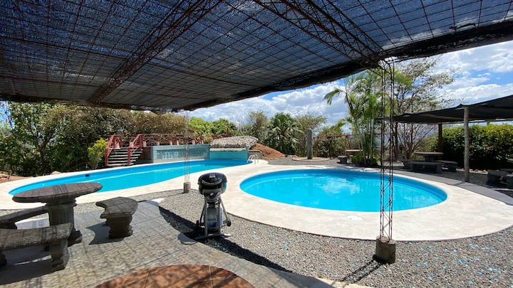 Pleasant Duplex #6 with Amazing Views & Pools