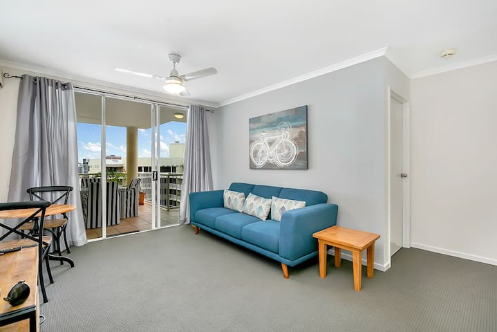 Captivating Views From The Penthouse Level! - Fortitude Valley - Daire