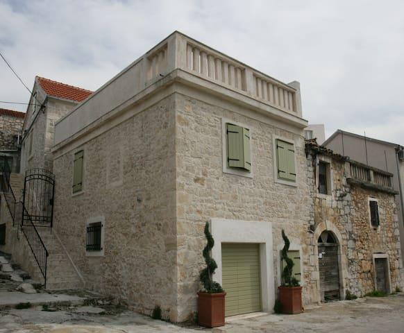 4 Bedroom luxury stone house in Zaton - Sibenik - Zaton - House