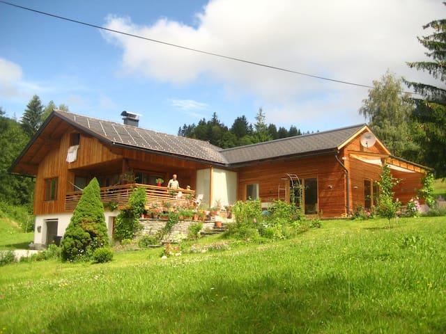 Natur spüren in der Wildrose - Pichl-Kainisch - Társasház