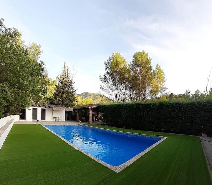 Preciosa vivienda en la  Sierra de las Villas