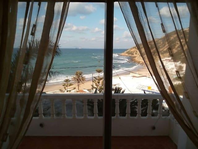Lovely & sunny flat - Playa Blanca beach - Tangier - Tanger