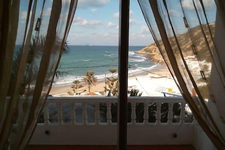Lovely & sunny flat - Playa Blanca beach - Tangier - Tanger - Vendégház