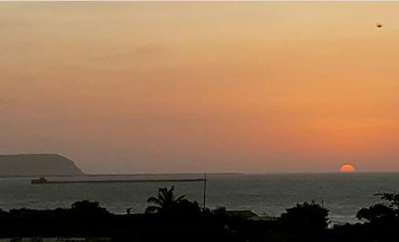 Ocean views in Pradomar
