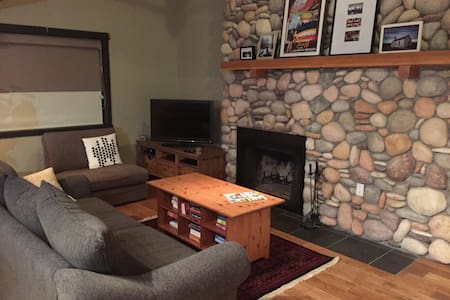 A real Whistler home in the mountains - Whistler