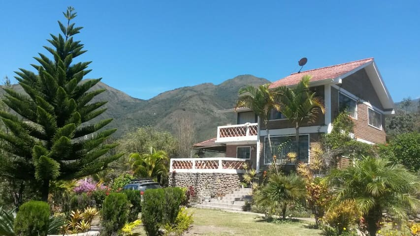 OUR HOUME-NUESTRA CASA  YUNGUILLA  VALLEY by A2CC