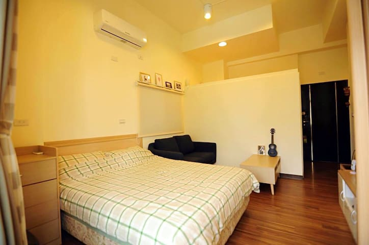 Cozy Suite, Near by MRT Dongmen Station