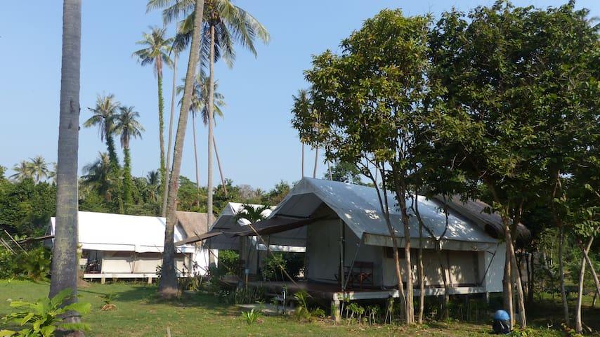 Naivacha Tent Koh Mak - Triple Bed