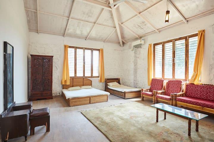 Moroccan Villa 3 bedroom - Nueva Bombai - Bungalow