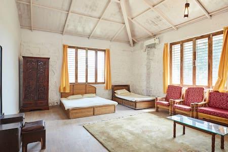 Moroccan Villa 3 bedroom - Navi Mumbai - Bungalow
