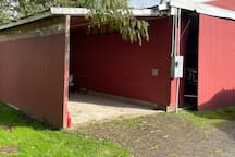Carport available for your vehicle