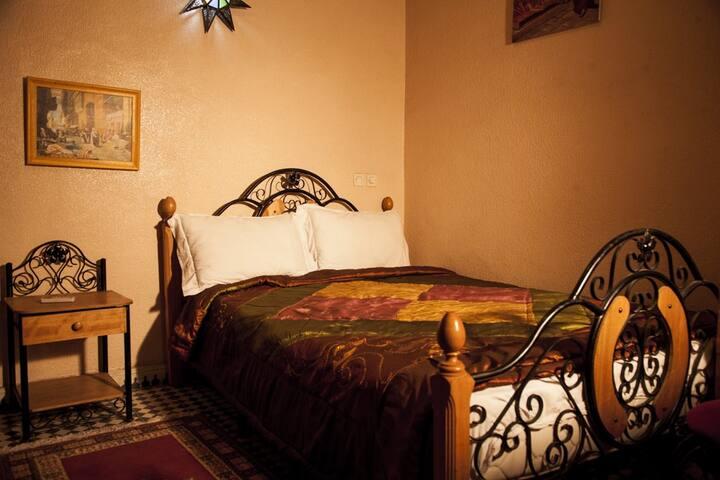 Chambre double**** Riad Mahjouba*