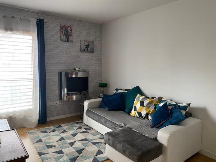 Bel appartement à Boulogne Billancourt