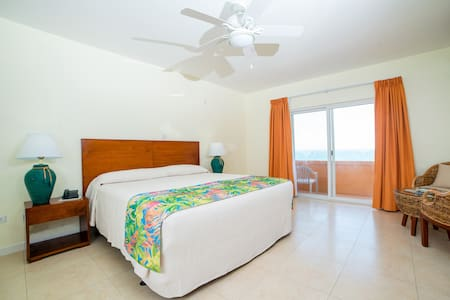 Newly remodeled deluxe Oceanfront Room