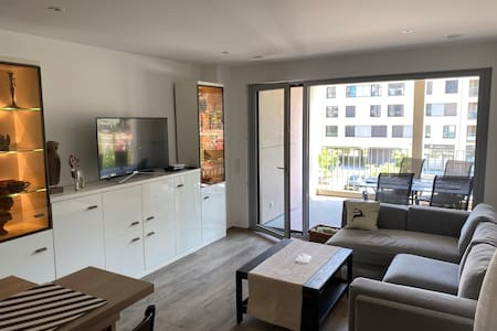 New high-standing flat in Luxembourg city &parking