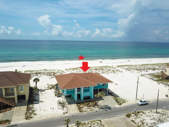 BH Blue Breeze Gulf Front 6 Bedrooms