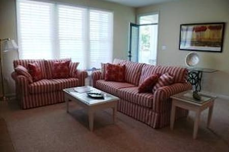 Cozy, clean 2bd/2ba w/grill-Bethany Beach/BearTrap - オーシャンビュー - 別荘