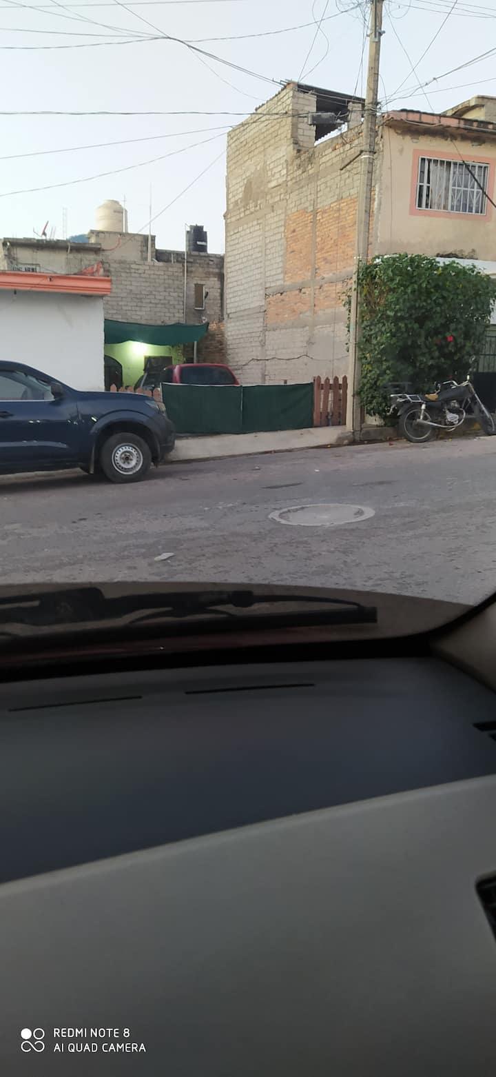 Casa 1 recamara en tepic Nayarit salida a mazatlan