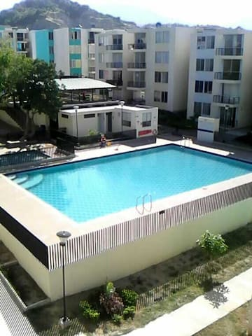 Relax apartment - Santa Marta - Apartment