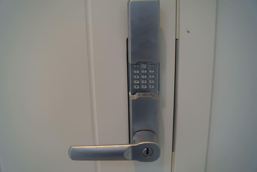 Private Code lock