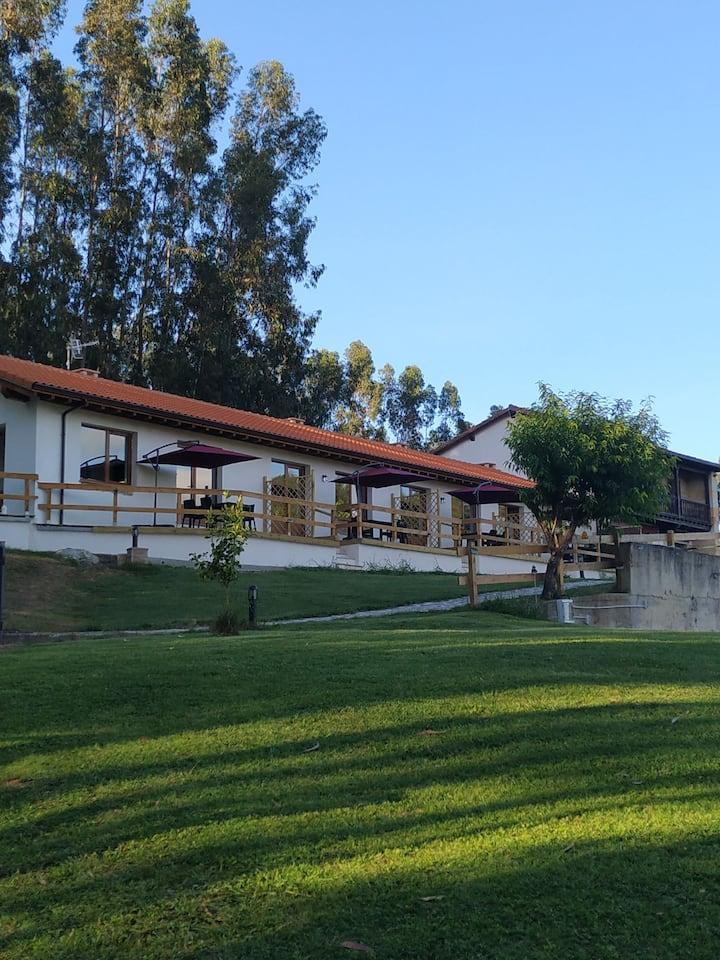 Apartamento rural en San Vicente de la Barquera 1