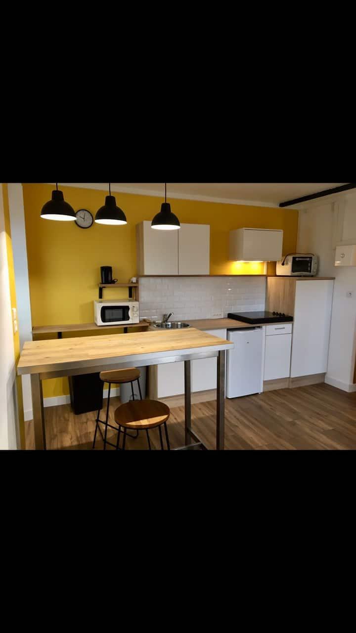 Saint Nazaire - Studio cosy