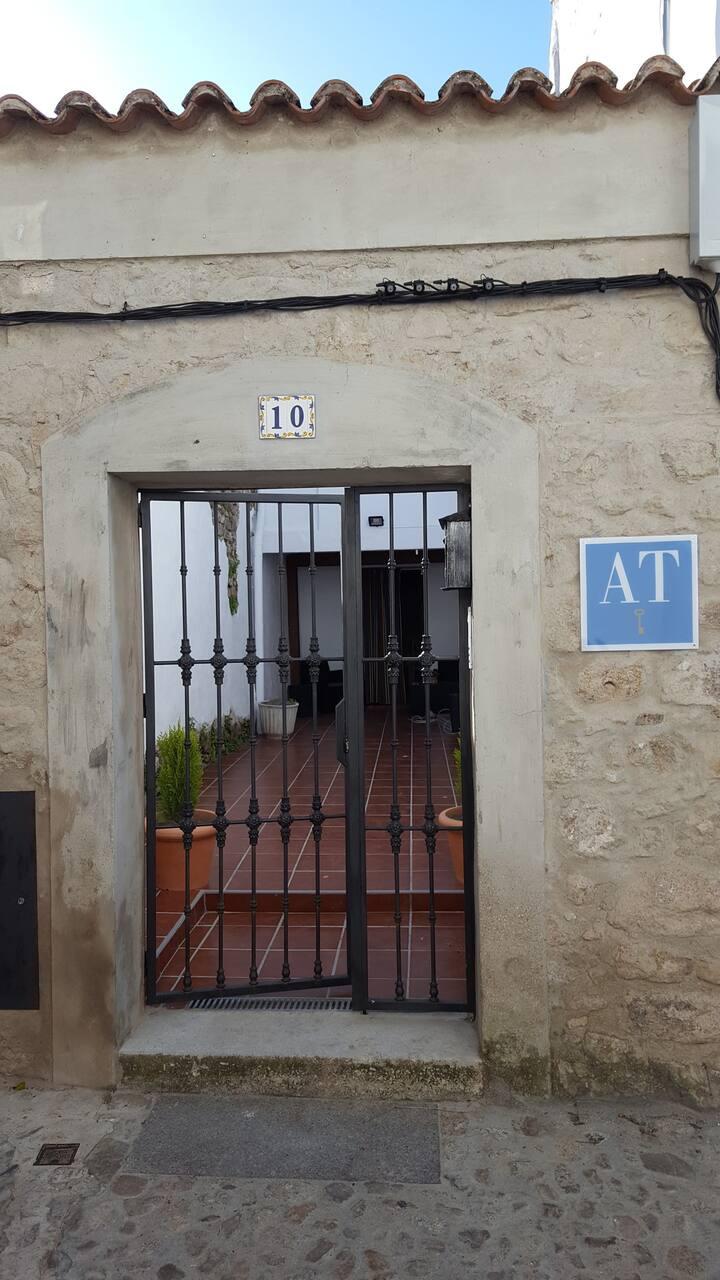 """Apartamento rural en Trujillo """"casatrujillo"""""""