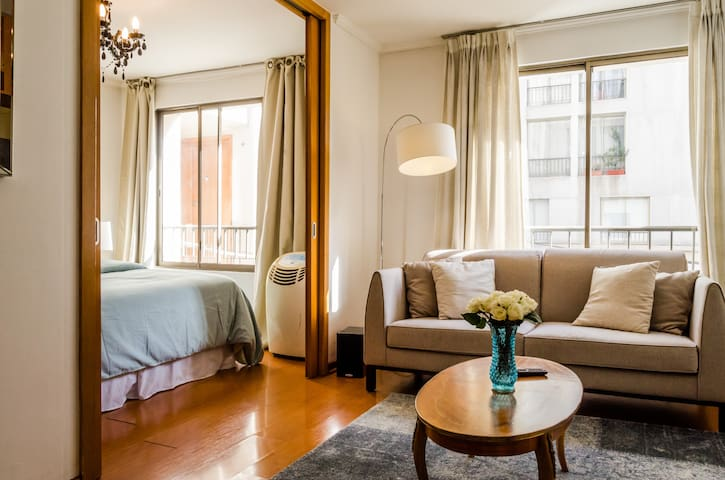 New !!! In the heart of Lastarria !