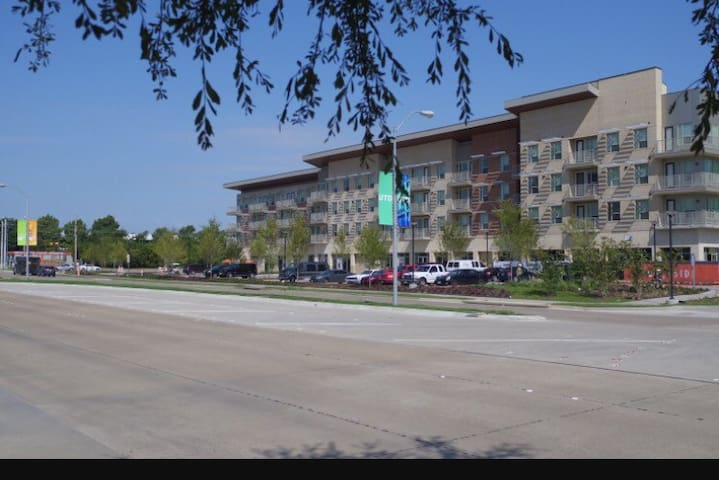 New apt in Richardson/Addison area - Richardson - Appartement