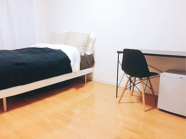 ♡ Best location in Hakata♡ - Fukuoka - Apartamento