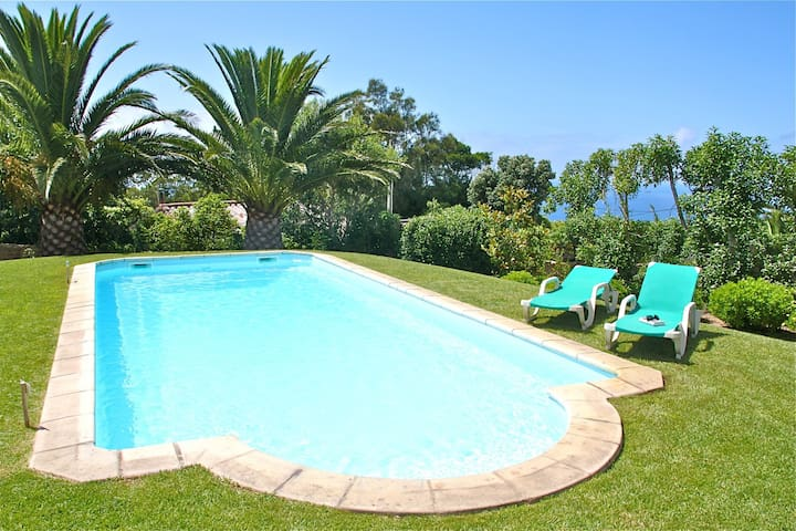 QUINTA WITH STUNNING SEA VIEW - Colares