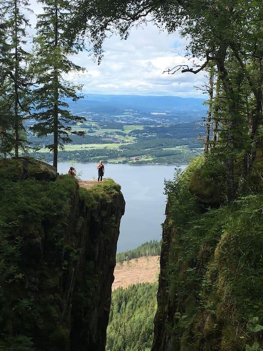 Mørkgonga, magnificent hiking-trip